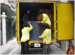 Chở hàng trọn gói trong nội thành Hà Nội