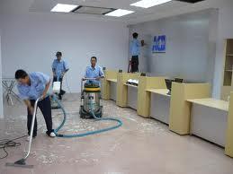 Dịch vụ vệ sinh văn phòng, vệ sinh công nghiệp